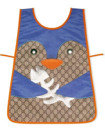 Bawełna bawełna klasyczny peleryna okrągły Gucci Kids
