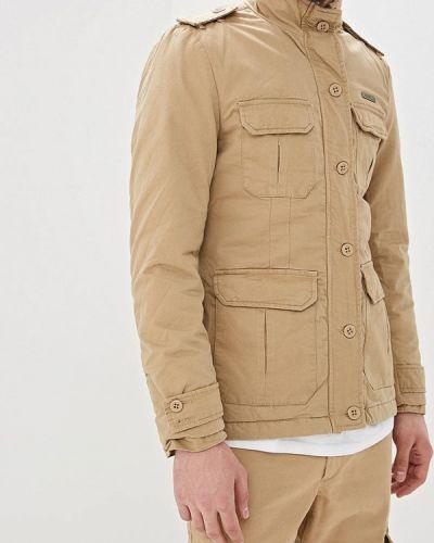Утепленная куртка демисезонная Young & Rich