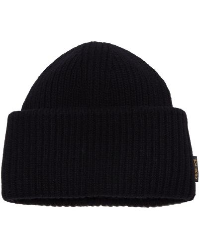 Вязаная шапка бини с отворотом Golden Goose Deluxe Brand