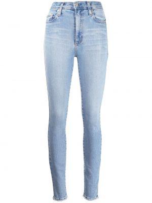 Облегающие зауженные джинсы Nobody Denim