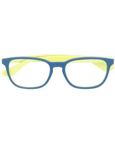Желтые очки для зрения квадратные для полных Ray Ban Junior