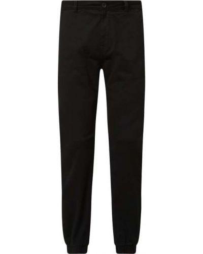 Czarne spodnie bawełniane Only & Sons