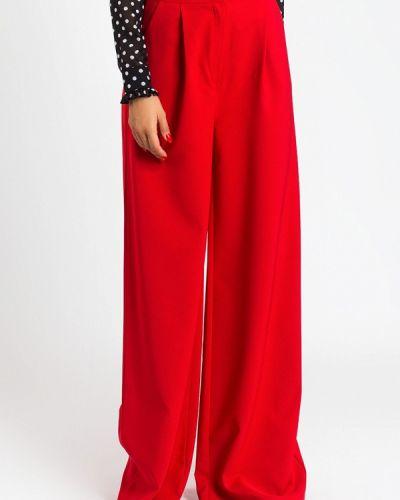 Классические брюки красный Milalux