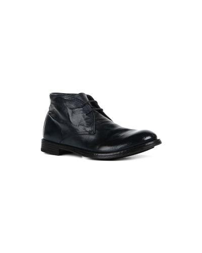 Кожаные ботинки Officine Creative