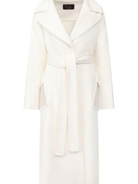 Стеганое пальто со вставками пальто Loro Piana