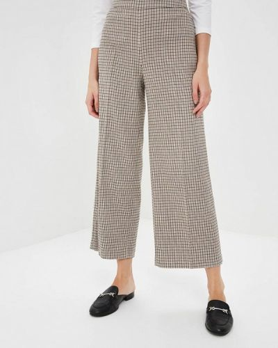 Бежевые брюки Zarina