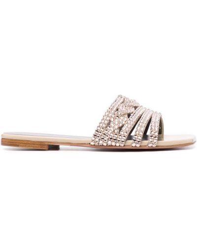 Кожаные сандалии Gina
