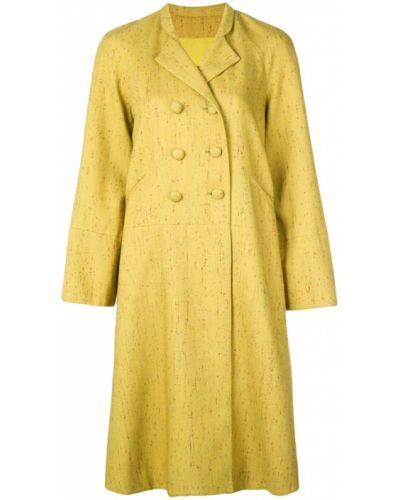 Длинное пальто с капюшоном Rosie Assoulin