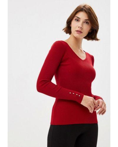 Красный пуловер 2018 Adl