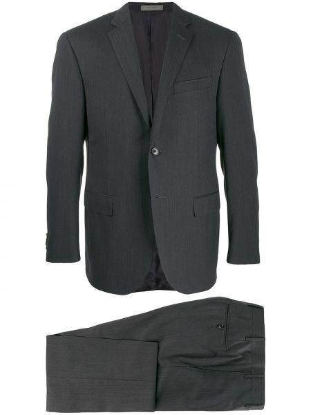 Klasyczny garnitur kostium wełniany Corneliani