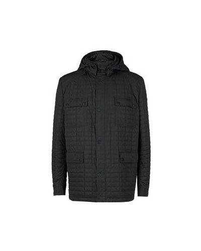 Куртка демисезонная черная Strellson