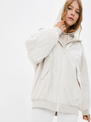 Бежевая зимняя куртка Ostin