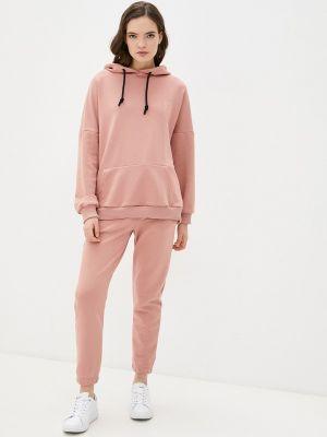 Костюмный розовый спортивный костюм Vitacci