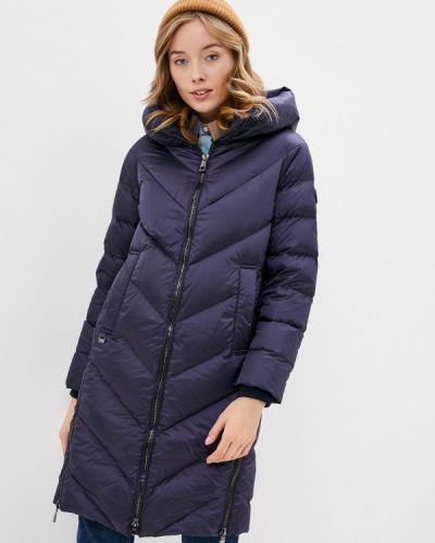 Синяя зимняя куртка Aviù