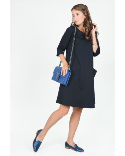 Деловое платье платье-пиджак на молнии Glam Casual