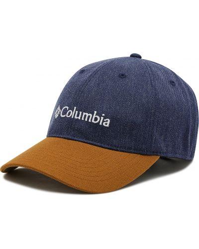Czapka z daszkiem - granatowa Columbia
