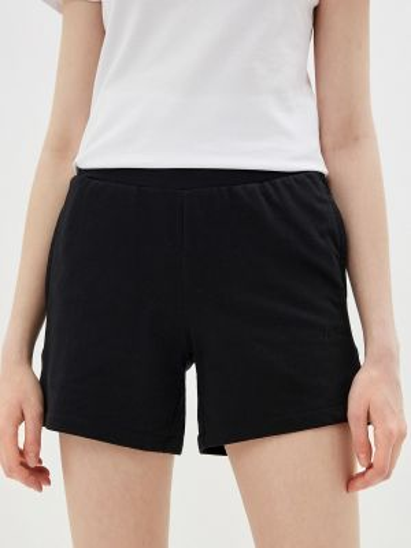 Черные спортивные шорты Anta