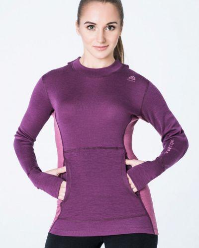 Фиолетовое худи Aclima