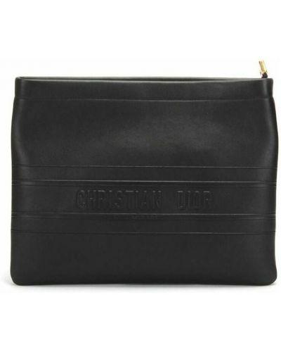 Kopertówka - czarna Dior Vintage