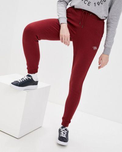 Красные спортивные брюки Lee Cooper