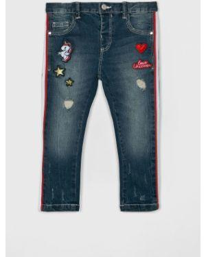 Облегающие синие джинсы Blukids