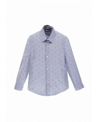 Голубая рубашка Brums