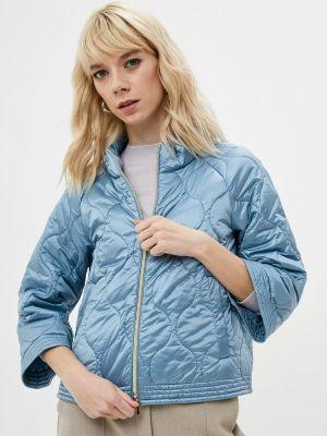 Утепленная куртка - голубая Iblues