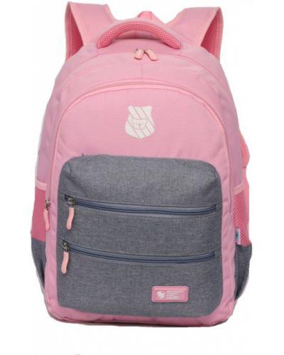 Розовый модный школьный рюкзак для ноутбука Sun Eight