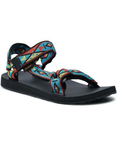 Niebieskie klasyczne sandały Teva