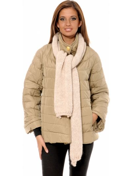 Шерстяная куртка - бежевая Mor`a