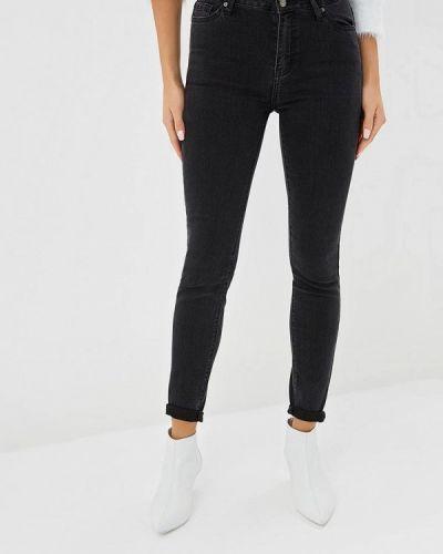 Черные джинсы-скинни Zarina