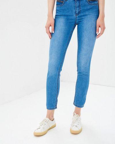 Голубые джинсы Wallis