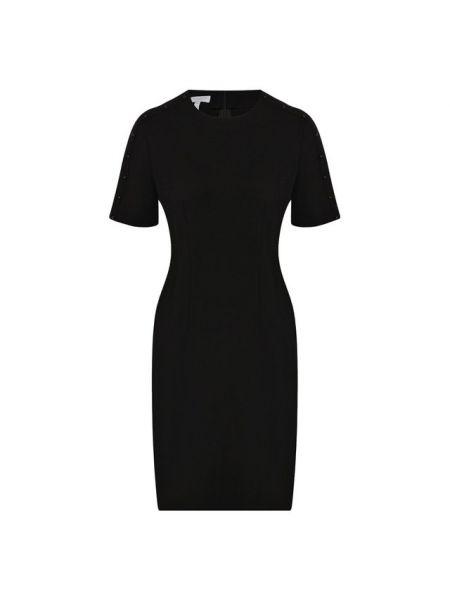 Трикотажное платье - черное Escada Sport