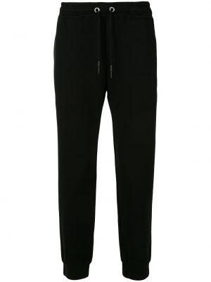 Klasyczne czarne joggery bawełniane Bape
