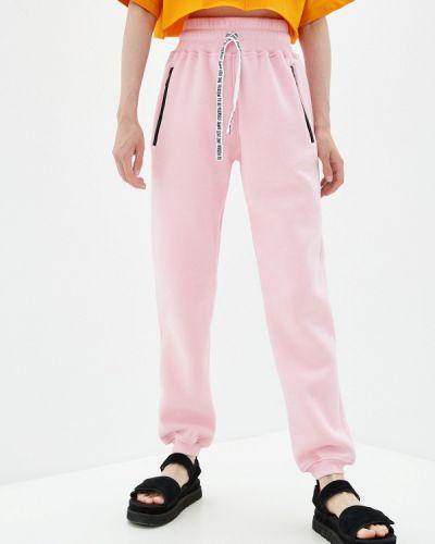 Розовые спортивные брюки Jam8