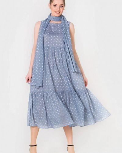 Платье прямое Filigrana
