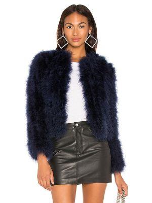 Синяя турецкая куртка Lamarque