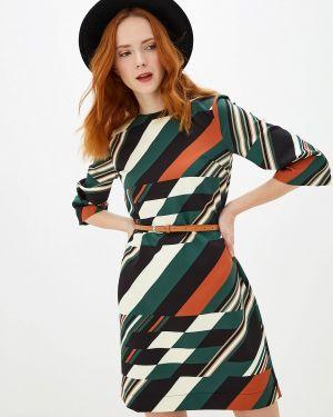 Платье прямое осеннее Villagi