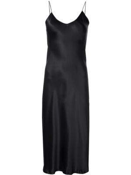 Платье с декольте на бретелях Nili Lotan