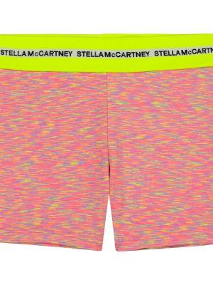 Różowe szorty Stella Mccartney Kids