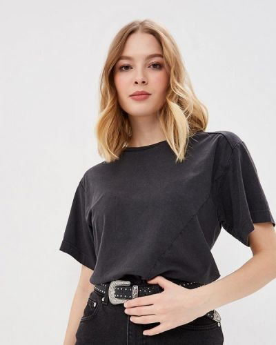 Серое боди блуза Cheap Monday