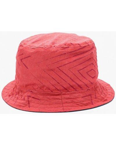 Красная панама Buff