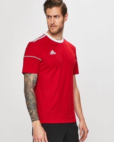 Koszula długa czerwona Adidas Performance