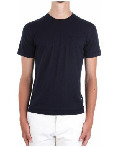 Niebieska t-shirt Duno
