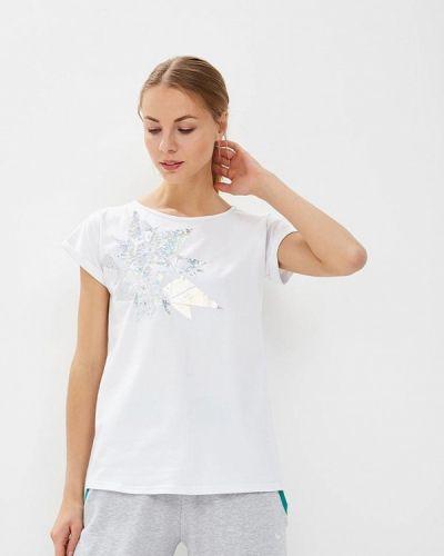 Белая футболка Grishko