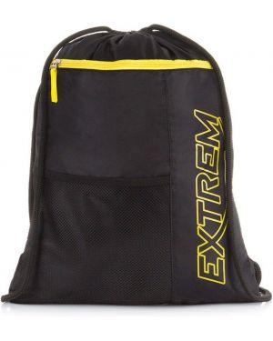 Żółty sport plecak szkolny oversize Producent Niezdefiniowany