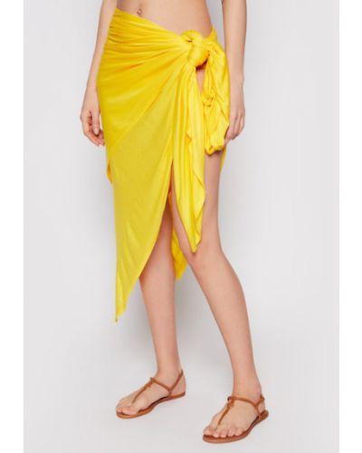 Pareo - żółty Chantelle