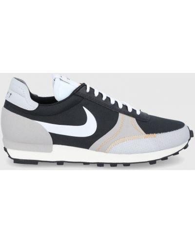 Szare sneakersy sznurowane Nike Sportswear