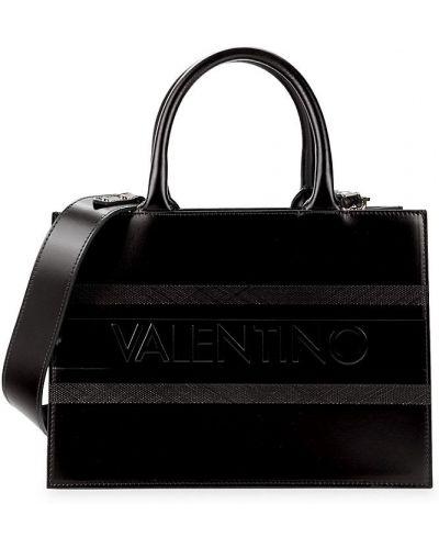Кожаный топ - черный Valentino By Mario Valentino