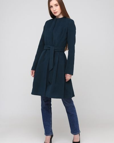 Пальто - зеленое Niktan
